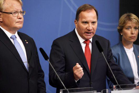 Премьер-министр Стефан Лёвен