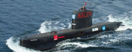 В Дании утонула самая большая частная подводная лодка