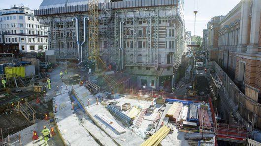 Стоимость ремонта парламента Норвегии выросла в 13 раз