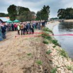 22 сентября прошло торжественное открытие моста через реку Конгео
