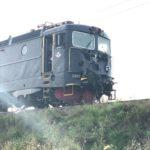 В Швеции бронетранспортер столкнулся с пассажирским поездом