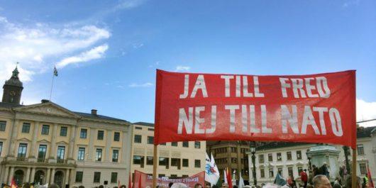Ja till Fred! Nej till NATO!