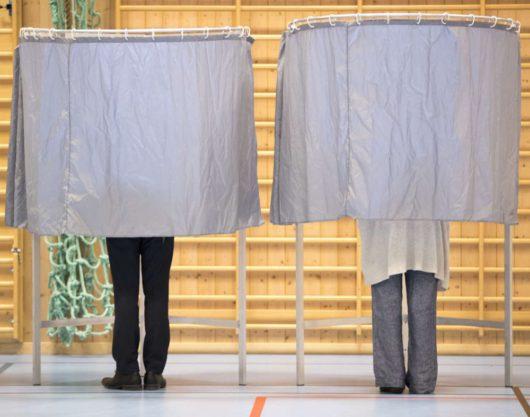 Парламентские выборы в Норвегии