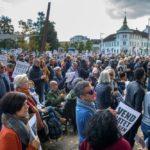 В Норвегии прошёл митинг противников исламизации страны
