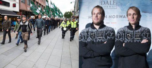 Форму сборной Норвегии украсили нацистскими символами