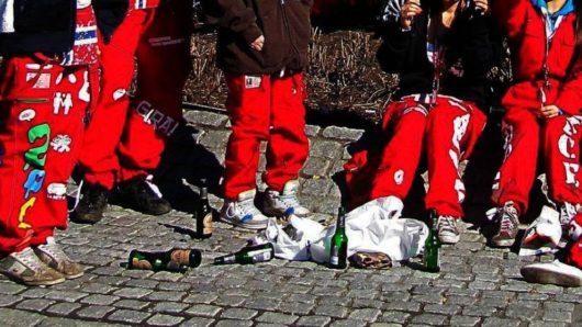 «Выпускники пьют польское пиво ковшами и вёдрами»