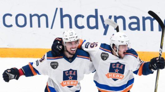 Петербургский хоккейный клуб «СКА-Нева»