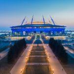 За год стадион «Санкт-Петербург» посетили 1 269 558 человек