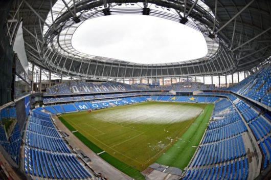 Футбольный стадион «Динамо» откроется в Москве до конца 2018 года