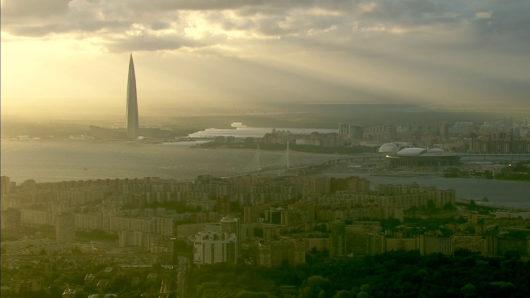 Санкт-Петербург, Чемпионат мира по футболу – 2018