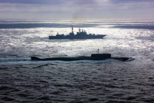 Атомная подводная лодка «Орёл»
