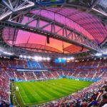 Чемпионат мира по футболу – 2018 в Санкт-Петербурге