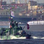 В Петербурге отметили День ВМФ