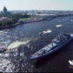 В Петербурге и Кронштадте отметили День военно-морского флота