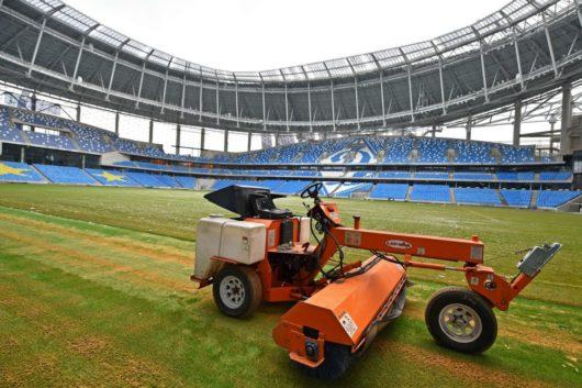 ФК «Динамо» надеется, что стадион к марту 2019 года будет готов