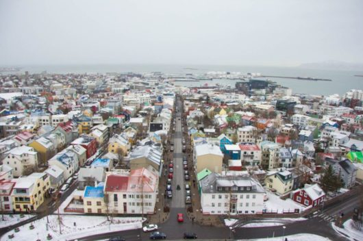 Столица Исландии - Рейкьявик