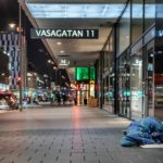 Шведские бездомные