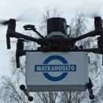 Служба доставки грузов Matkahuolto