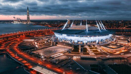 В Санкт-Петербурге проведут Чемпионат Европы по футболу 2020